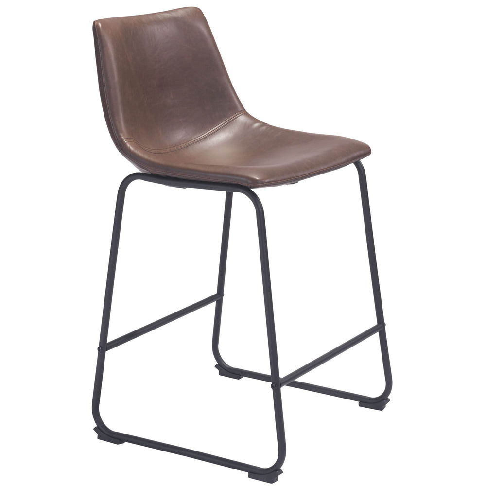 Smart Counter Stool, Vintage Espresso - Furniture - Dining - Dining Stools