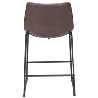 Smart Counter Stool, Vintage Espresso - Furniture - Dining - High Fashion Home