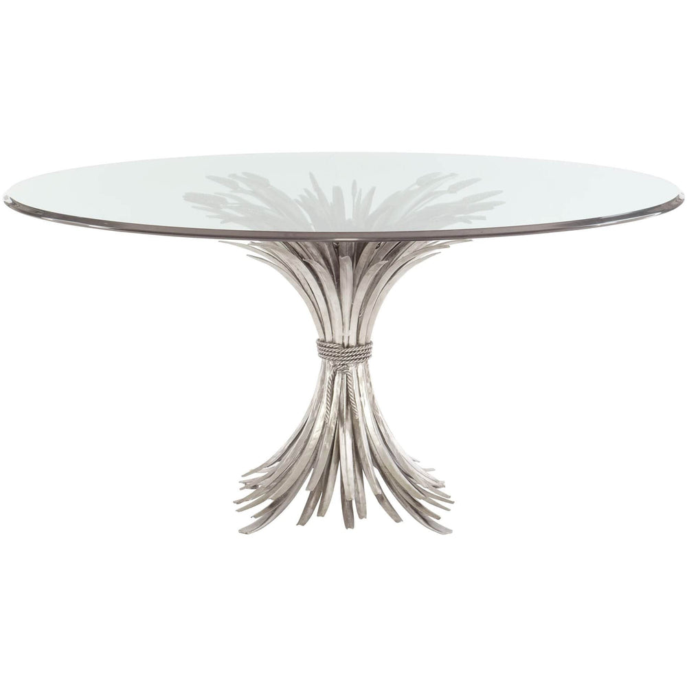 Somerset Round Dining Table - Modern Furniture - Dining Table - High Fashion Home