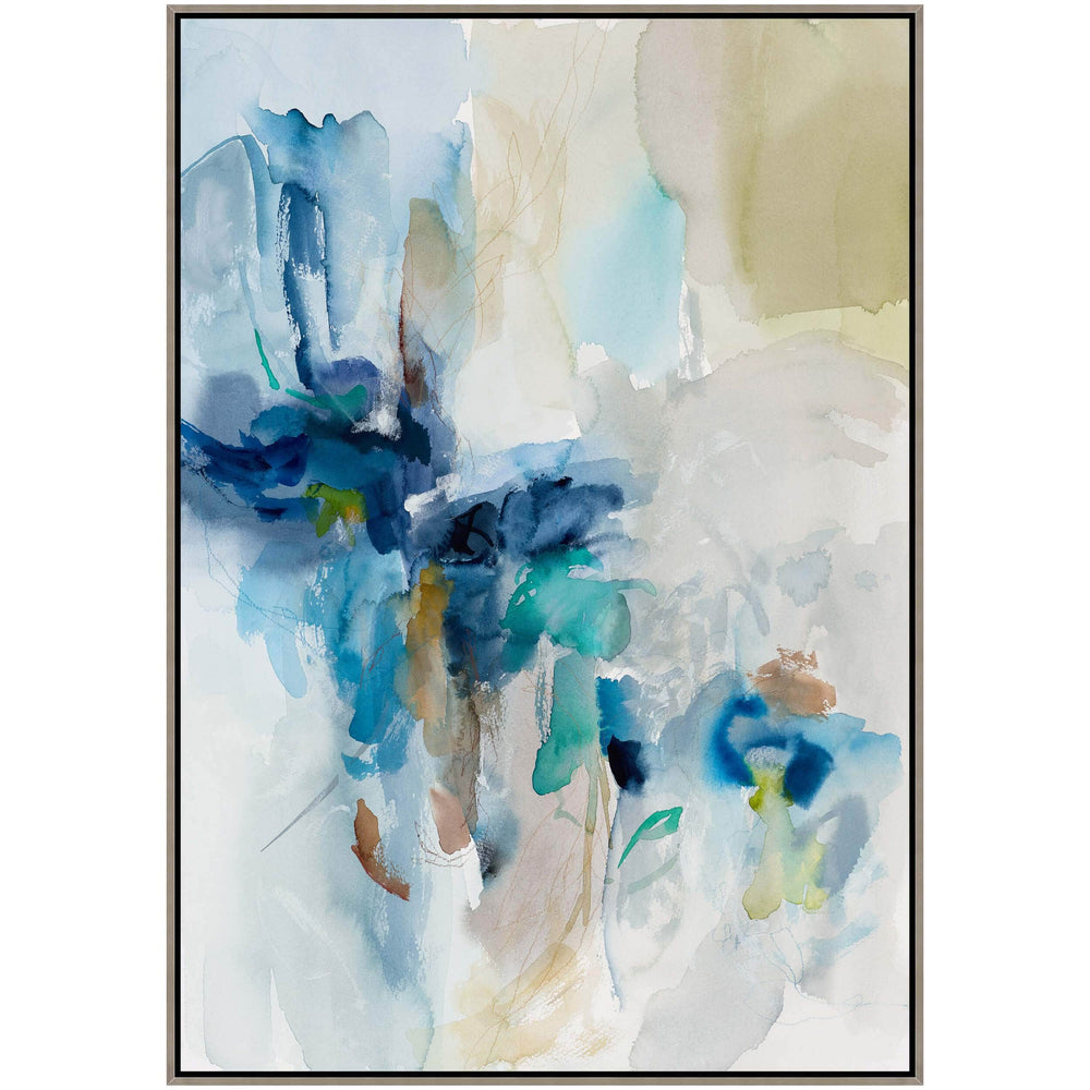 Spring Waltz I Framed - Accessories - Canvas Art - Abstract
