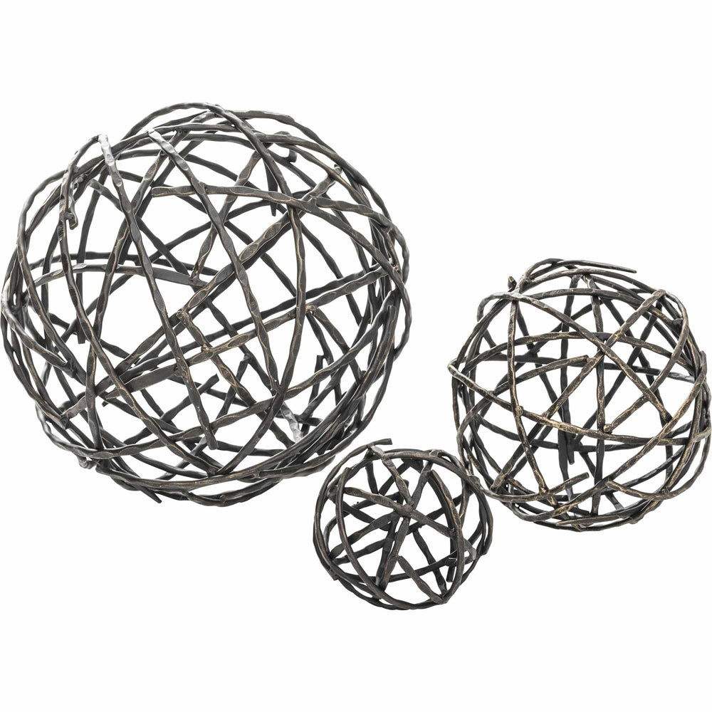 Strap Sphere - Accessories - High Fashion Home
