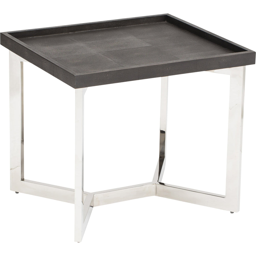 Stratton Metal End Table - Furniture - Accent Tables - End Tables