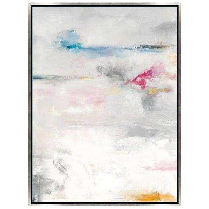 Subtle Hues II Framed - Accessories - Canvas Art - Abstract