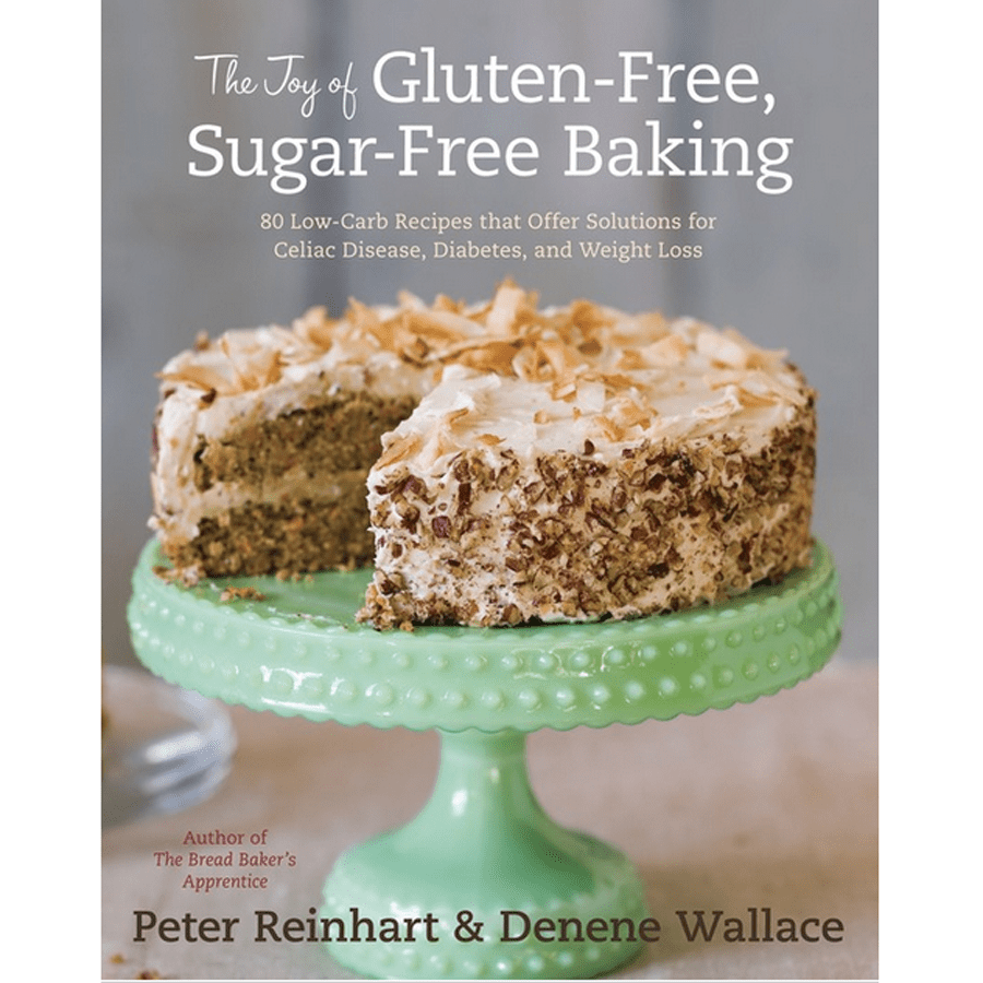 The Joy of Gluten-free, Sugar-free Baking -