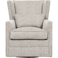 Surry Swivel Chair - Furniture - Chairs - Fabric