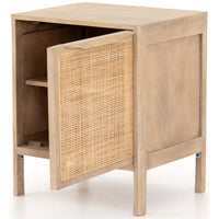Sydney Nightstand, Natural