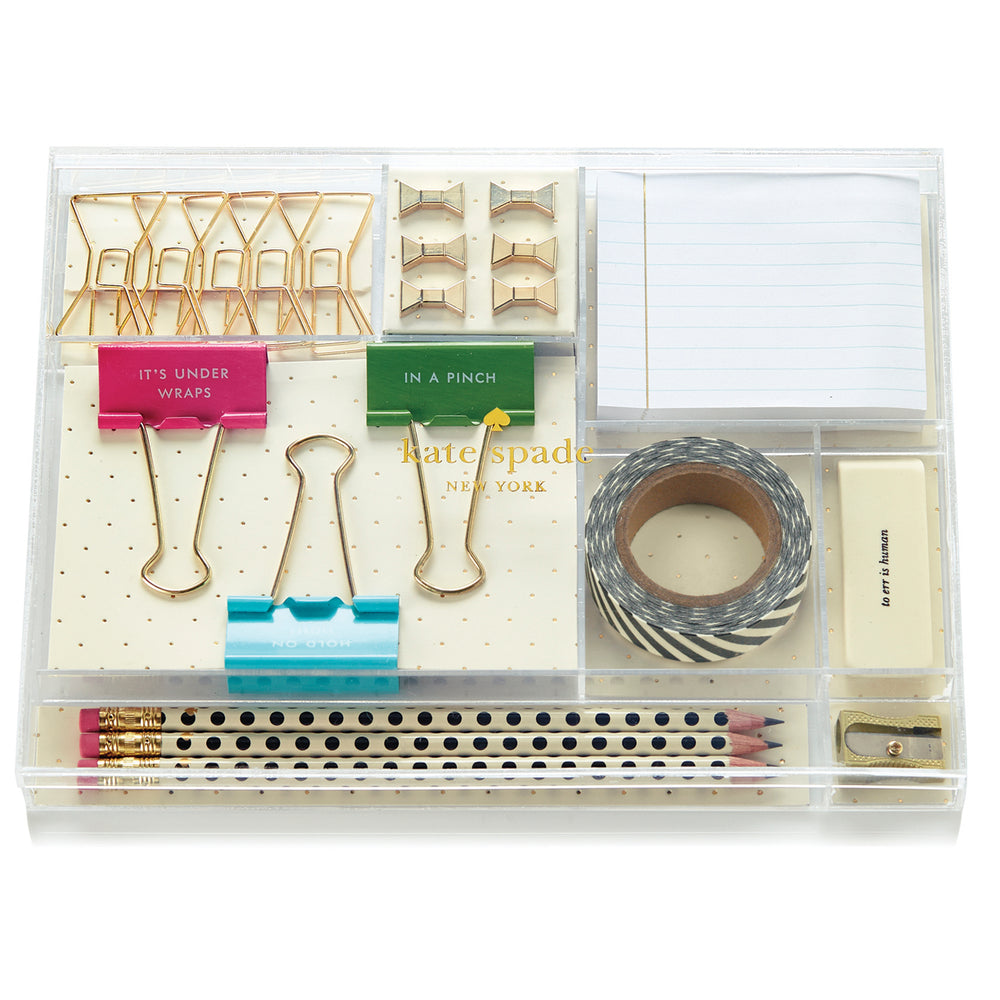Kate Spade Whistle While You Work Tackle Box - Gifts - Gifts Under $50