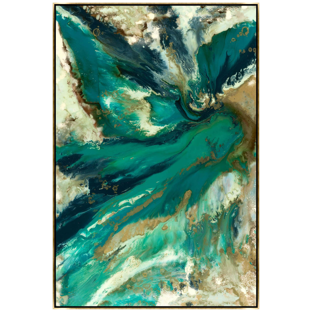 Taking Flight Framed - Accessories - Canvas Art - Abstract