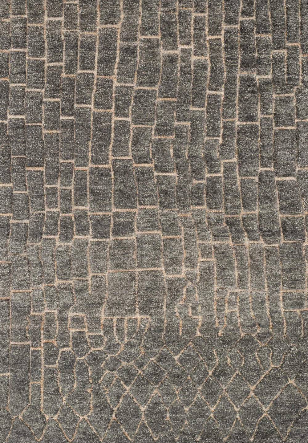 Loloi Rug Tanzania/Hemingway TN-03 Slate - Rugs1 - High Fashion Home