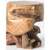 Teak Stool - Furniture - Chairs - High Fashion Home