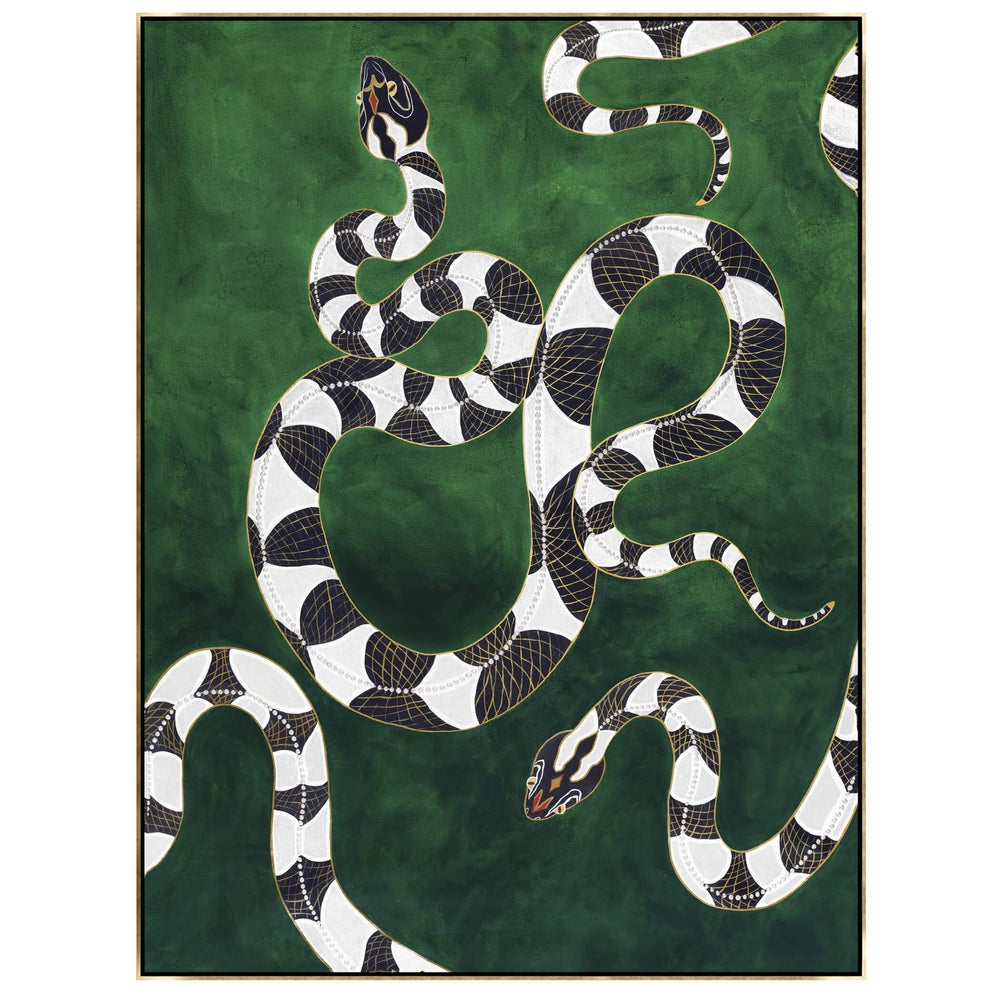 Temptation  - Accessories - Canvas Art - Animal