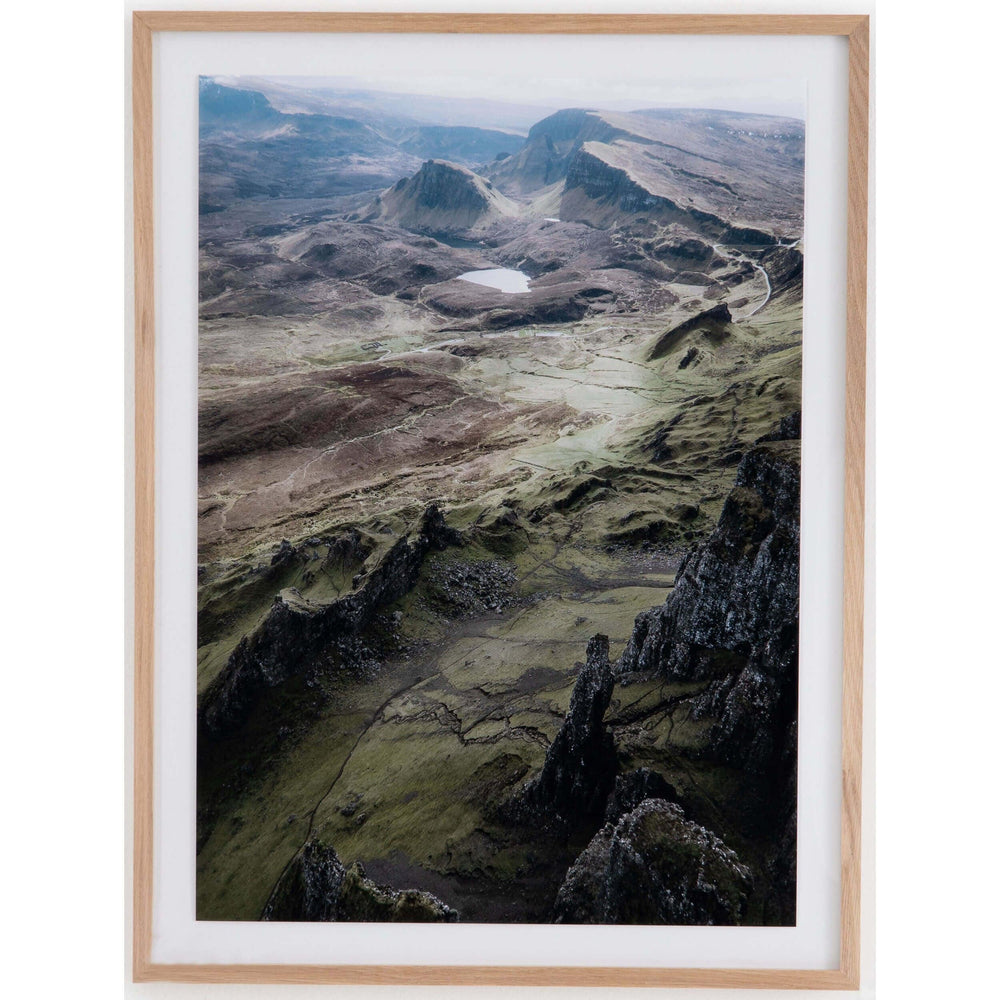 The Mountain Calm by Michael Schauer - Accessories Artwork - High Fashion Home
