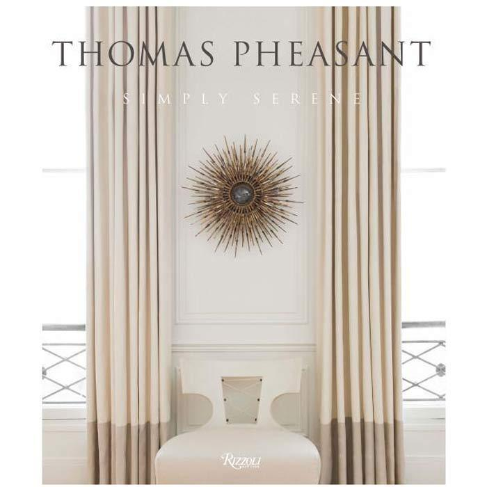 Thomas Pheasant: Simply Serene  - Gifts - Books