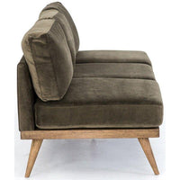 Tilly Sofa, Romo Loden - Furniture - Sofas - Fabric