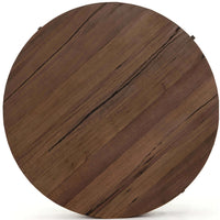 Tinsley Coffee Table, Natural Brown - Modern Furniture - Coffee Tables - High Fashion Home