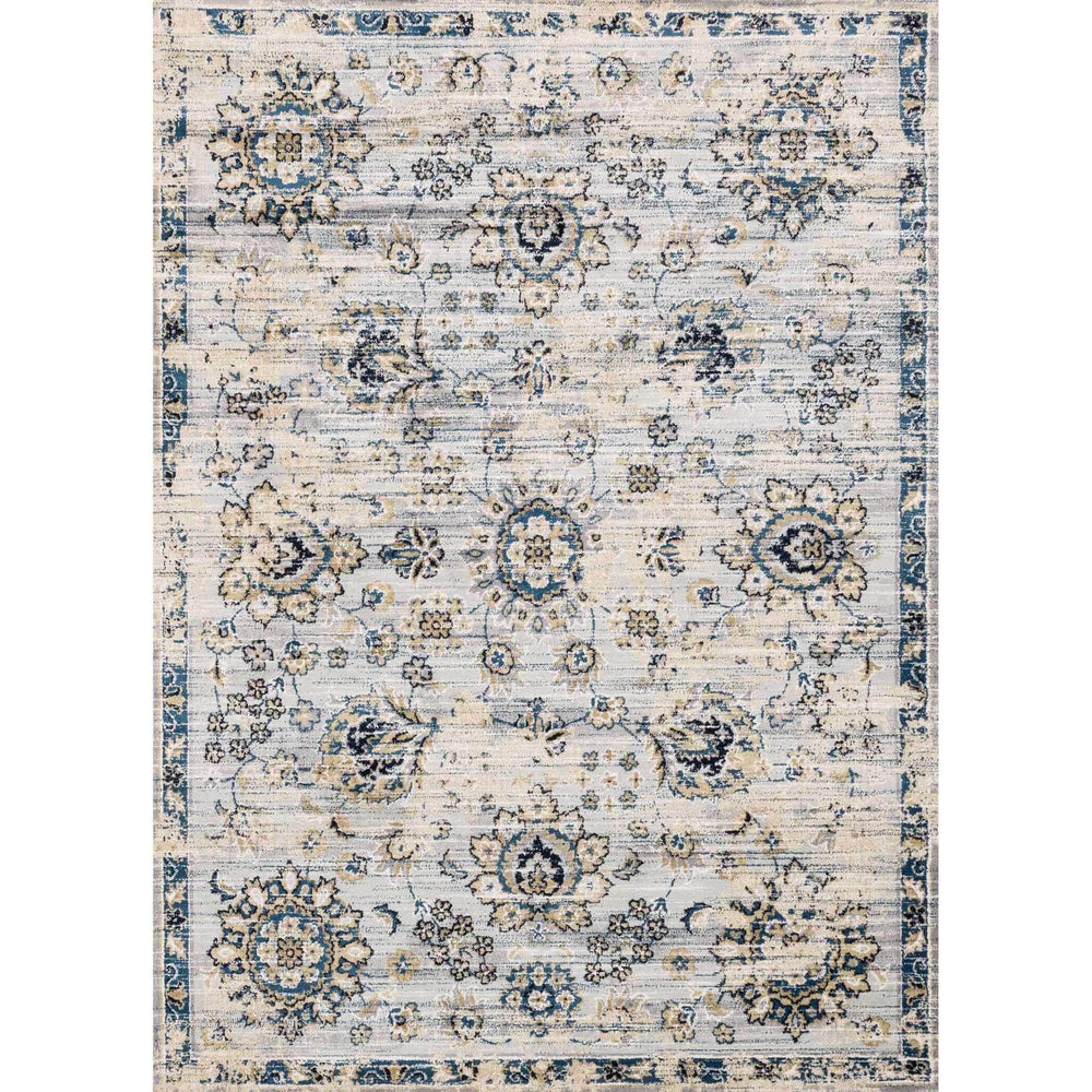 Loloi Rug Torrance TC-05 Grey/Navy - Accessories - Rugs - Loloi Rugs