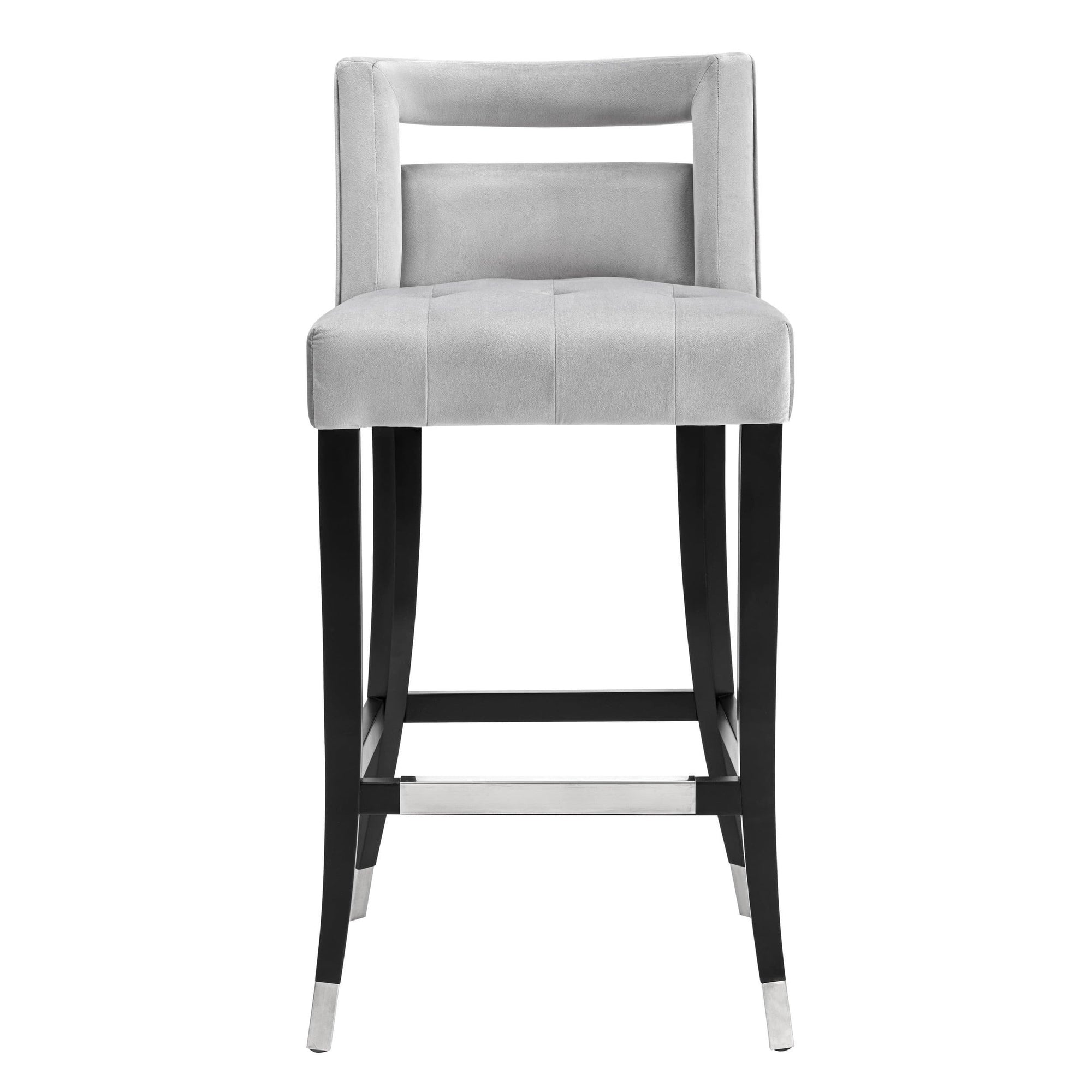 Fabulous Hart Counter Stool Grey High Fashion Home Ibusinesslaw Wood Chair Design Ideas Ibusinesslaworg