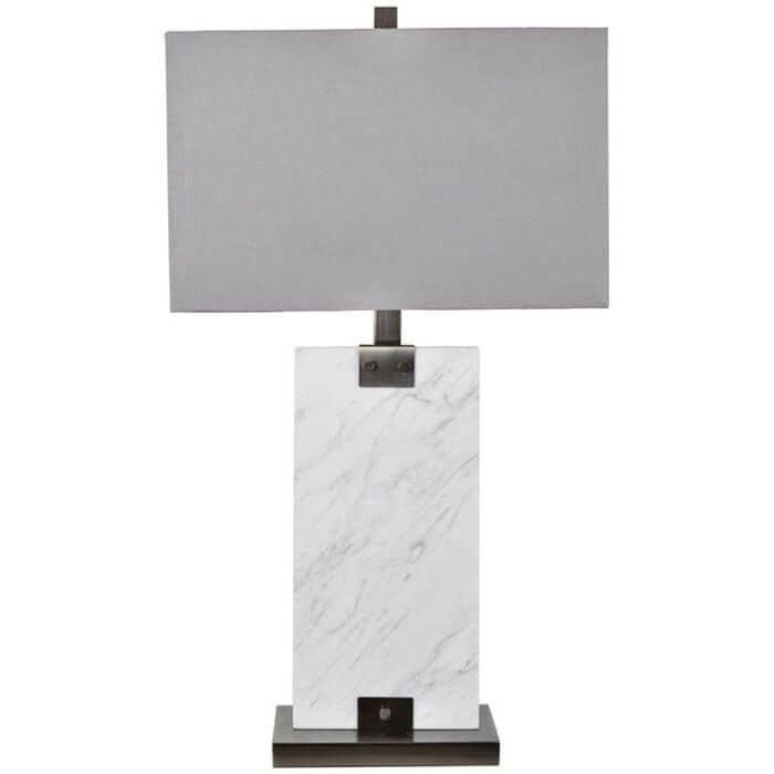 Towers Table Lamp - Lighting - High Fashion Home