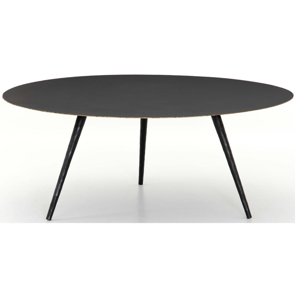 Trula Round Coffee Table - Modern Furniture - Coffee Tables - High Fashion Home