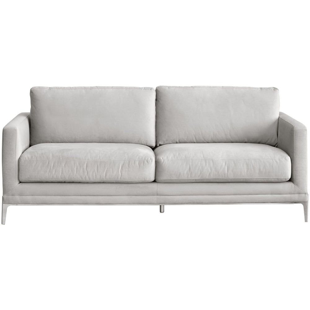 Chandler Sofa, Piccolo Dove - Modern Furniture - Sofas - High Fashion Home