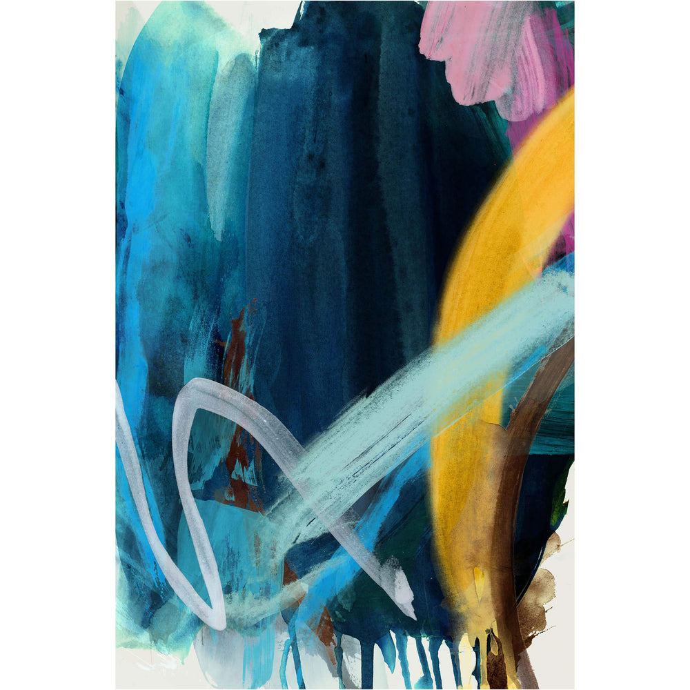 Unexpected Feelings - Accessories - Canvas Art - Abstract