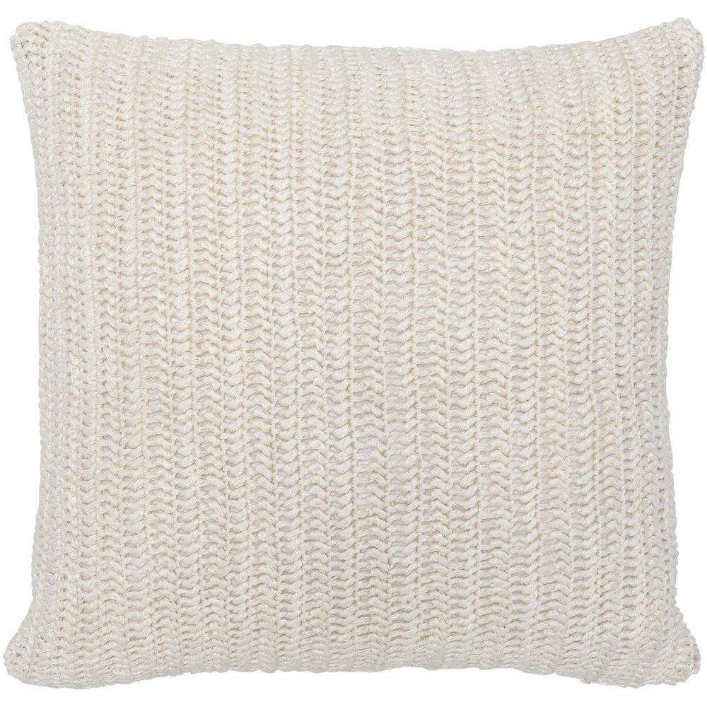 Macie Pillow, Ivory - Accessories - Pillows