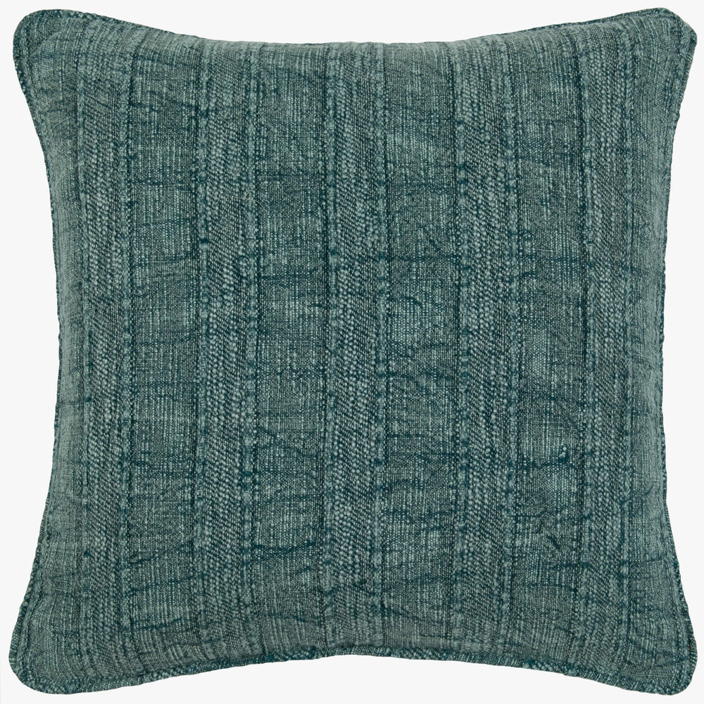 Heirloom Linen Pillow, Mallard - Accessories - Pillows