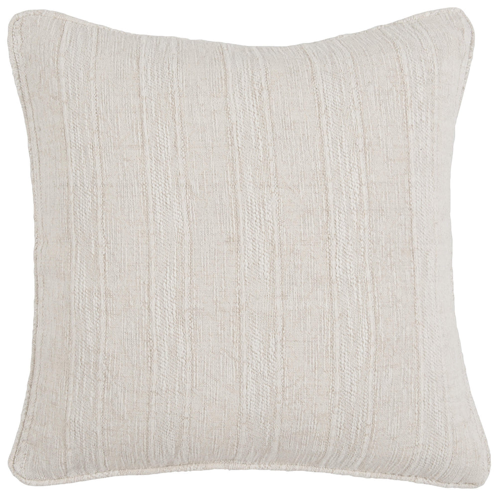 Heirloom Linen Pillow, Ivory - Accessories - Pillows