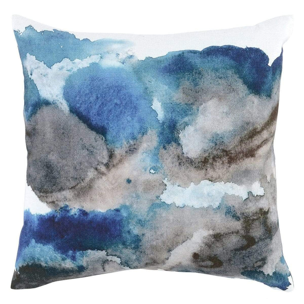 Isla Blue Pillow - Accessories - High Fashion Home