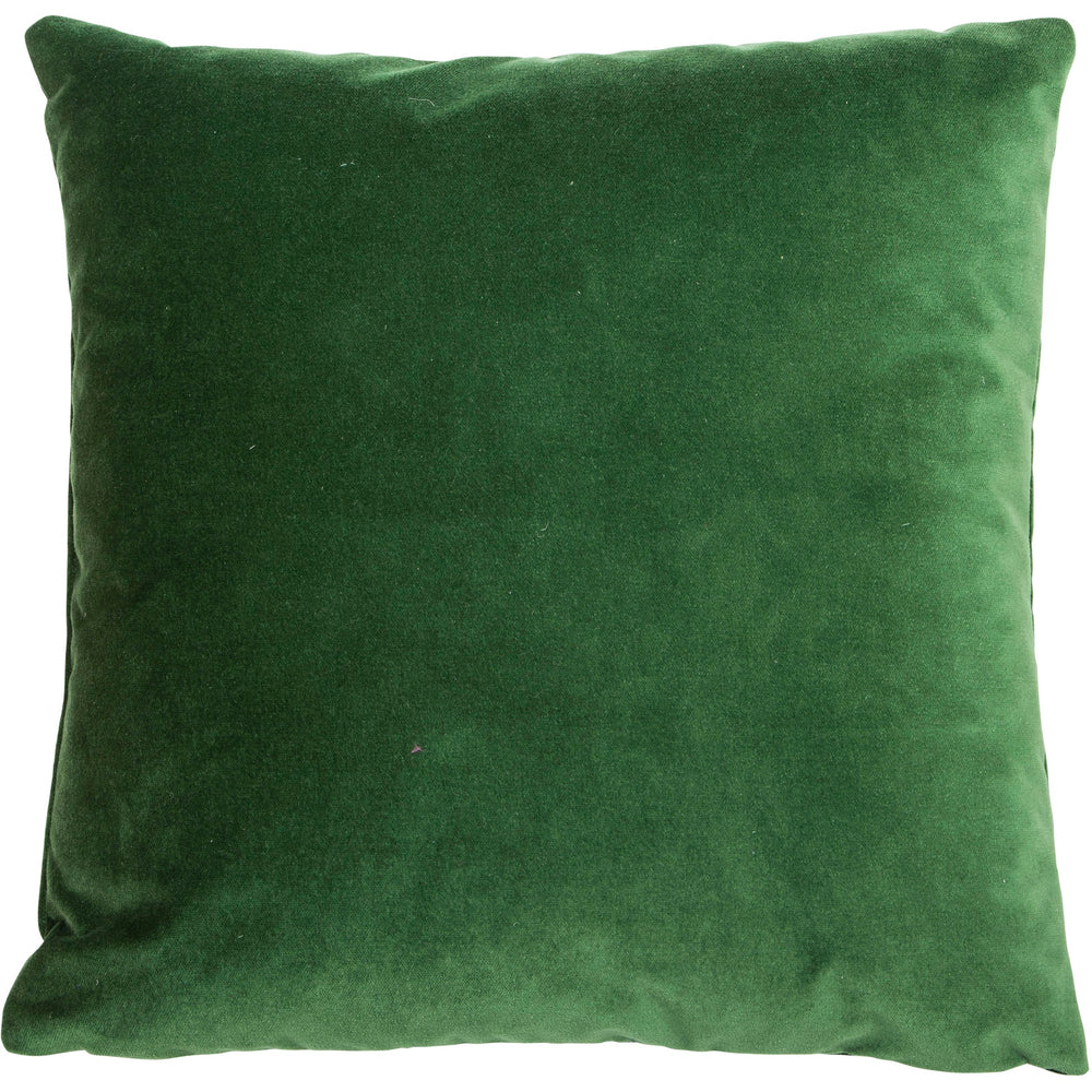 Vance Throw Pillow, Emerald - Accessories - Pillows