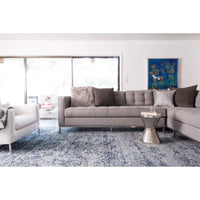 Loloi Rug Viera VR-6 Lt.Blue/Grey - Accessories - Rugs - Loloi Rugs