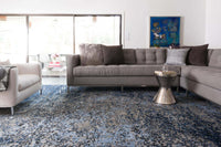 Loloi Rug Viera VR-7 Grey/Navy - Accessories - Rugs - Loloi Rugs