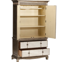 Visage Armoire - Furniture - Storage - Bedroom