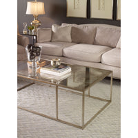 Vista Rectangle Cocktail Table - Modern Furniture - Coffee Tables - High Fashion Home