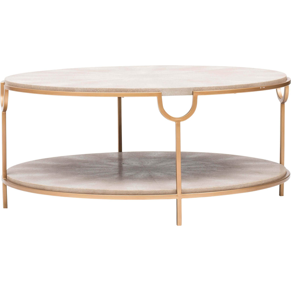 Vogue Cocktail Table - Modern Furniture - Coffee Tables - High Fashion Home