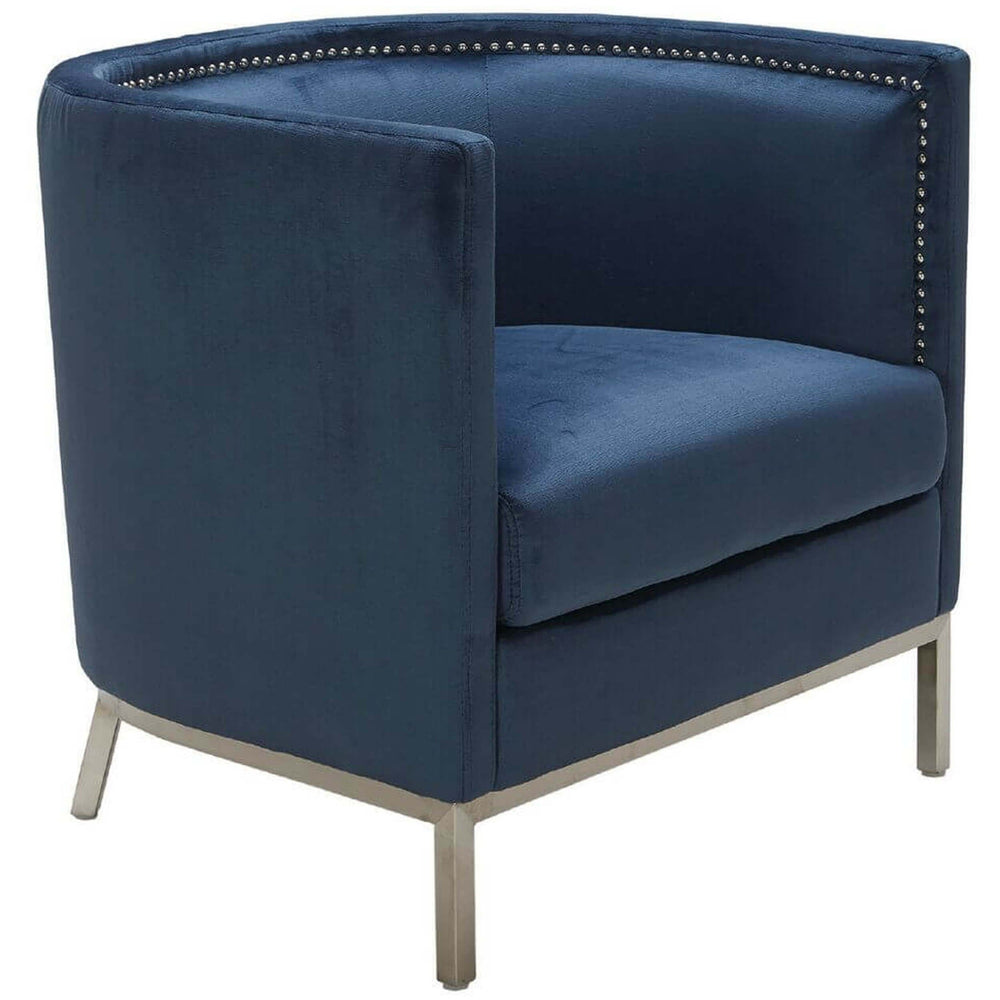 Wales Chair, Ink Blue  - Furniture - Sunpan