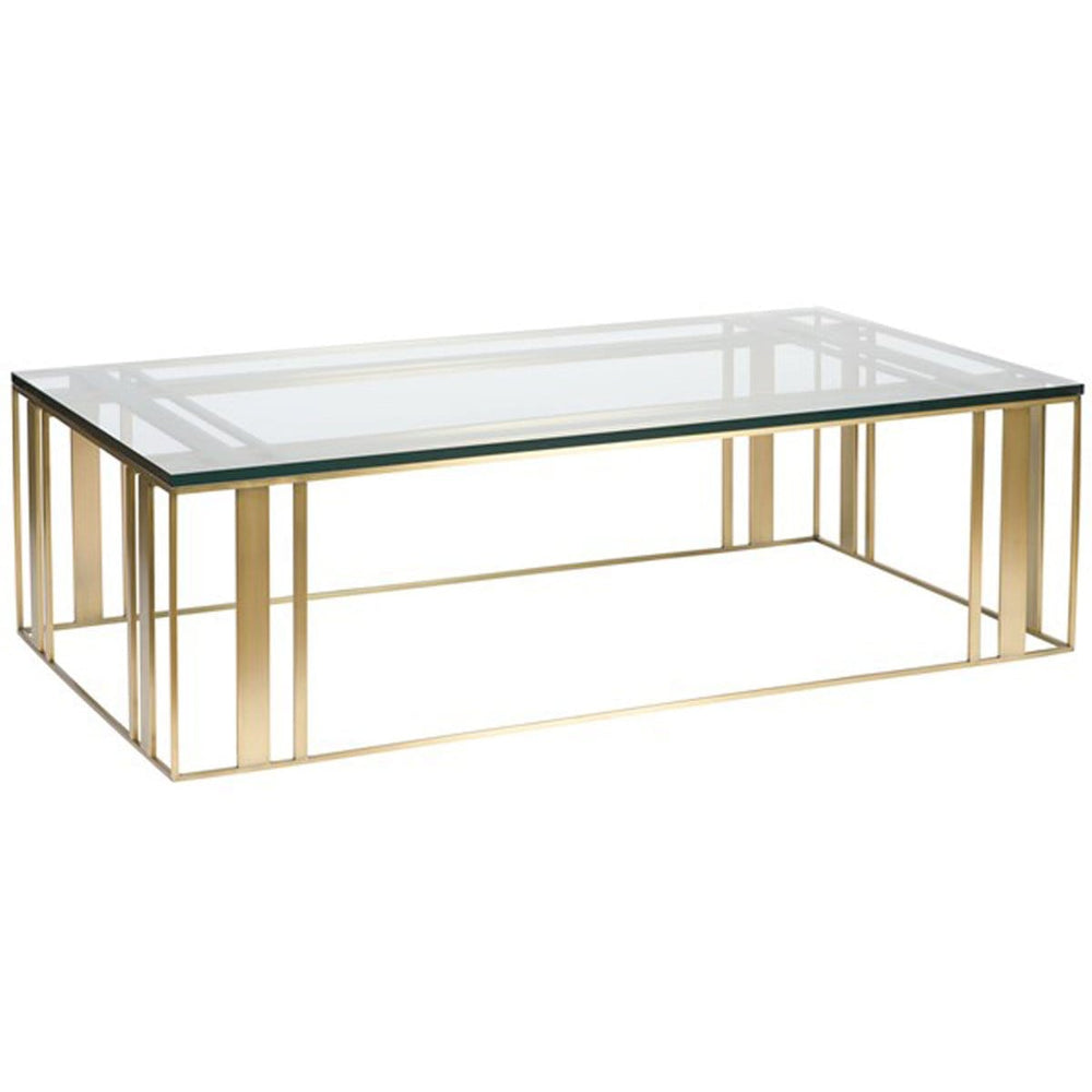 Wallace Cocktail Table - Furniture - Accent Tables - Coffee Tables