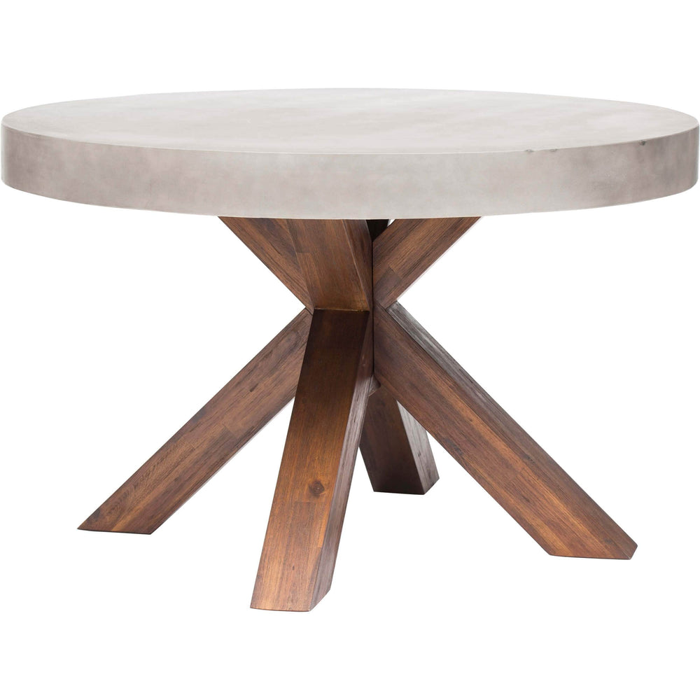 Warwick Round Dining Table - Modern Furniture - Dining Table - High Fashion Home