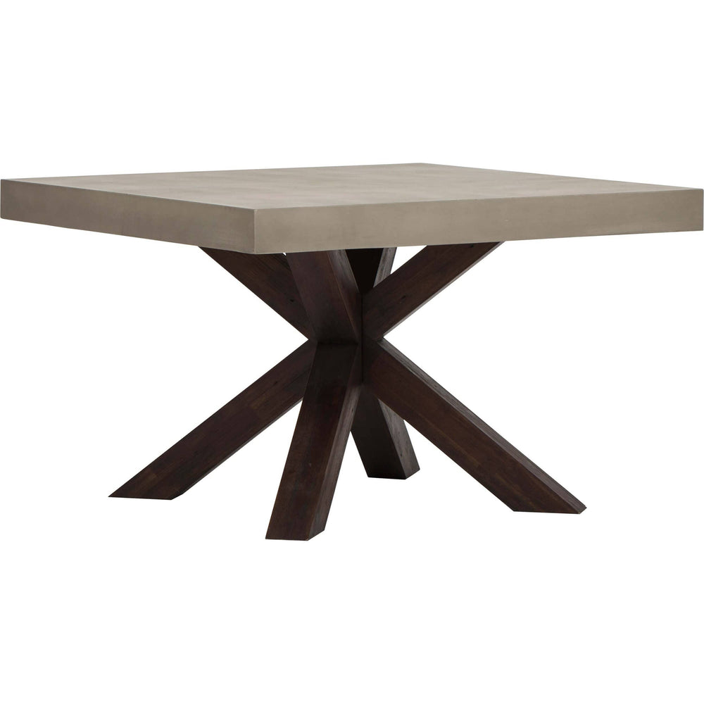 Warwick Square Dining Table - Modern Furniture - Dining Table - High Fashion Home