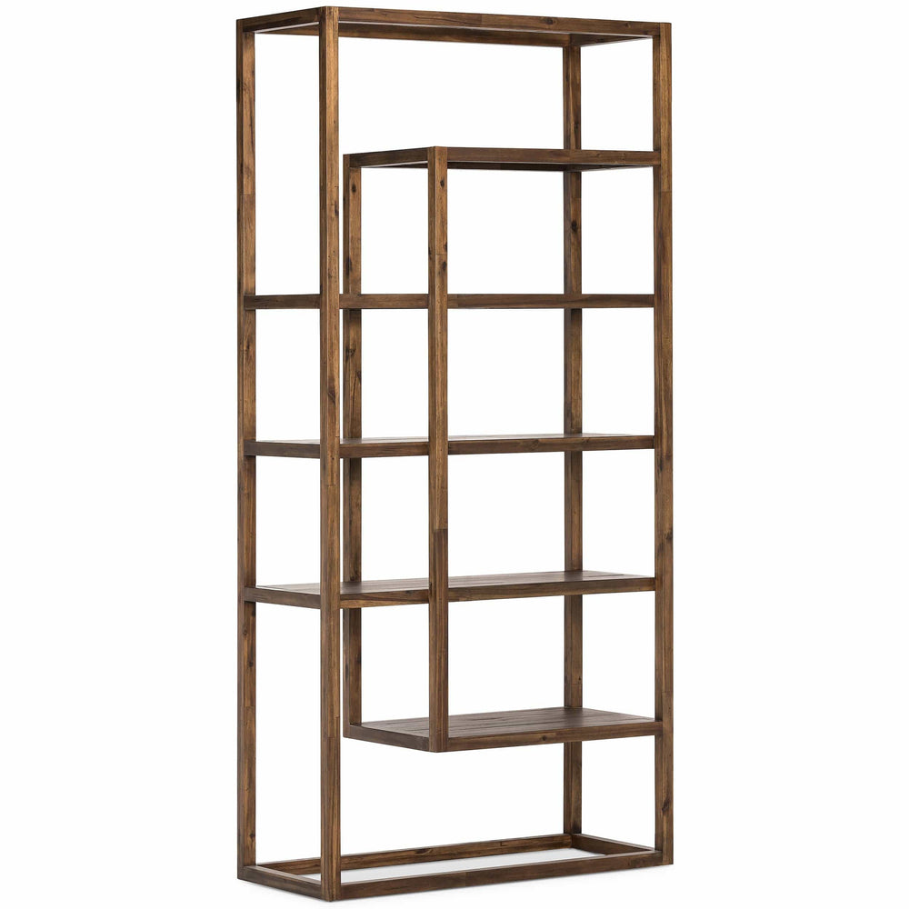 Waylon Bookshelf - Furniture - Storage - High Fashion Home