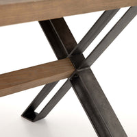 Wayne Dining Table - Modern Furniture - Dining Table - High Fashion Home