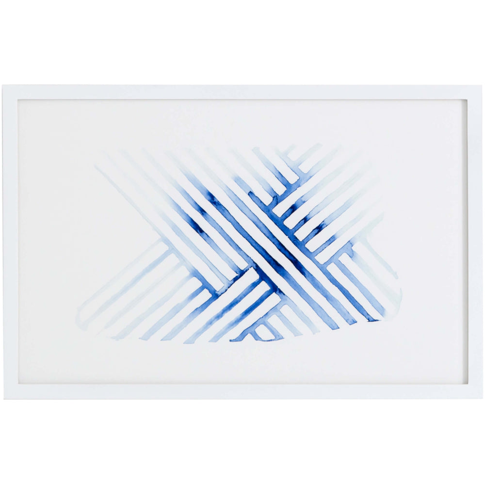 Weft by Jess Engle - Accessories - Canvas Art - Abstract