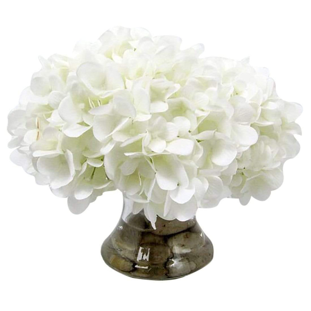Faux Hydrangea - Accessories - High Fashion Home