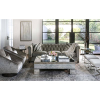William Grand Sofa, Brussels Charcoal