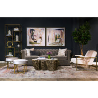 Wreath of Figures, Brass - Accessories - High Fashion Home