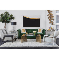 William Sofa, Vance Emerald - Modern Furniture - Sofas - High Fashion Home