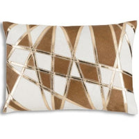 Cloud 9 Zeke Abstract Pillow - Accessories - High Fashion Home