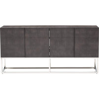 Zigrino Entertainment Console - Furniture - Storage - High Fashion Home