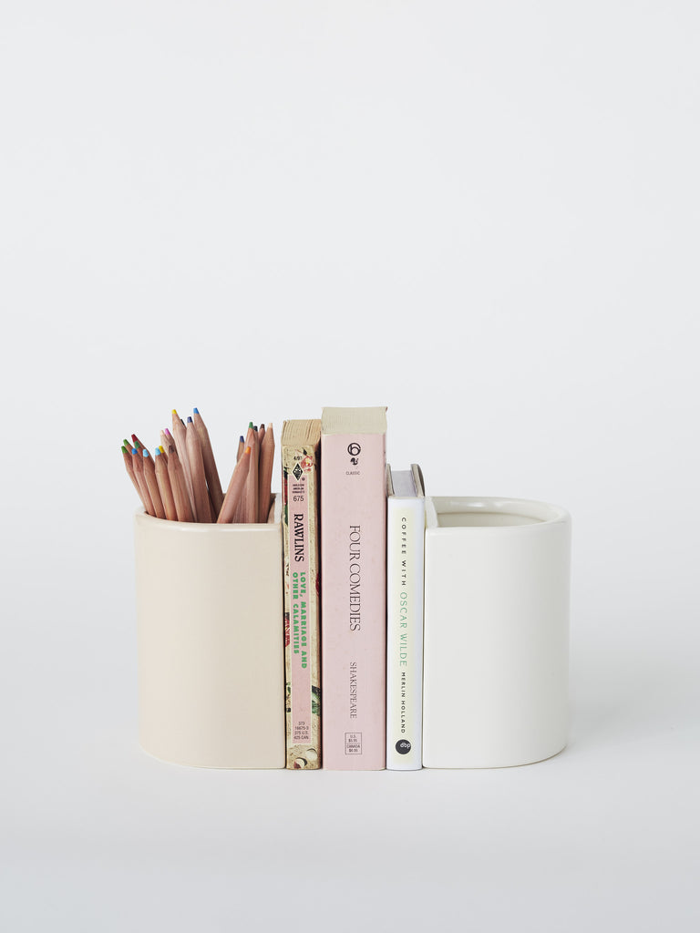 img:Thing X Sylvester Bookend Planter