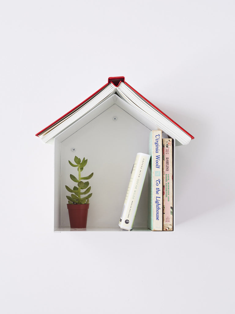 img:Thing X Sylvester Birdhouse Bookshelf